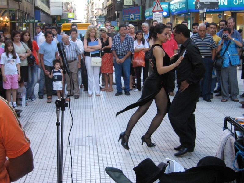 Buenos Aires Calle Florida