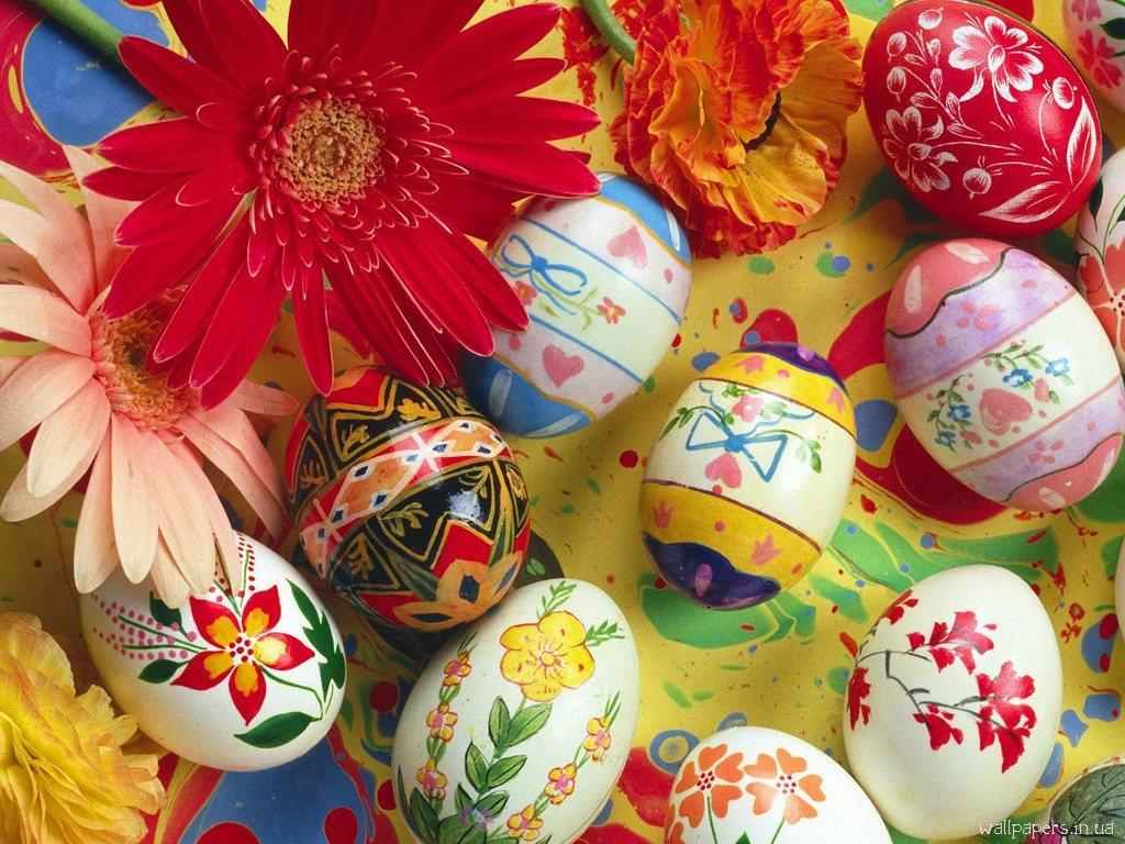 Pasqua   Le Uova Decorate E Le Uova Faberg