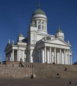 Helsinki-Duomo di Helsinki-Foto di Hans Hillewaert