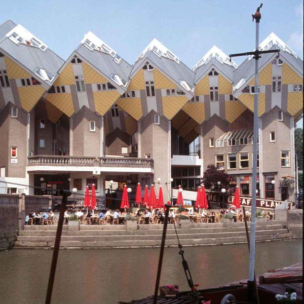 Rotterdam cosa vedere a rotterdam a tutto turismo for Cosa visitare a rotterdam
