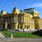 Zagabria-Croatian National Theater-Foto tratta da commons.wikimedia.org