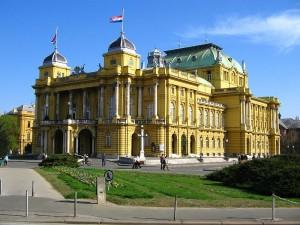 Zagabria-Croatian National Theater-Foto tratta da commons.wikimedia.org