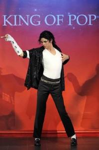 Madame Tussauds-Statua di Michael Jackson-