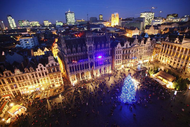 Bruxelles-Plaisir d'Hiver