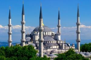 istambul, mosche blu istanbul