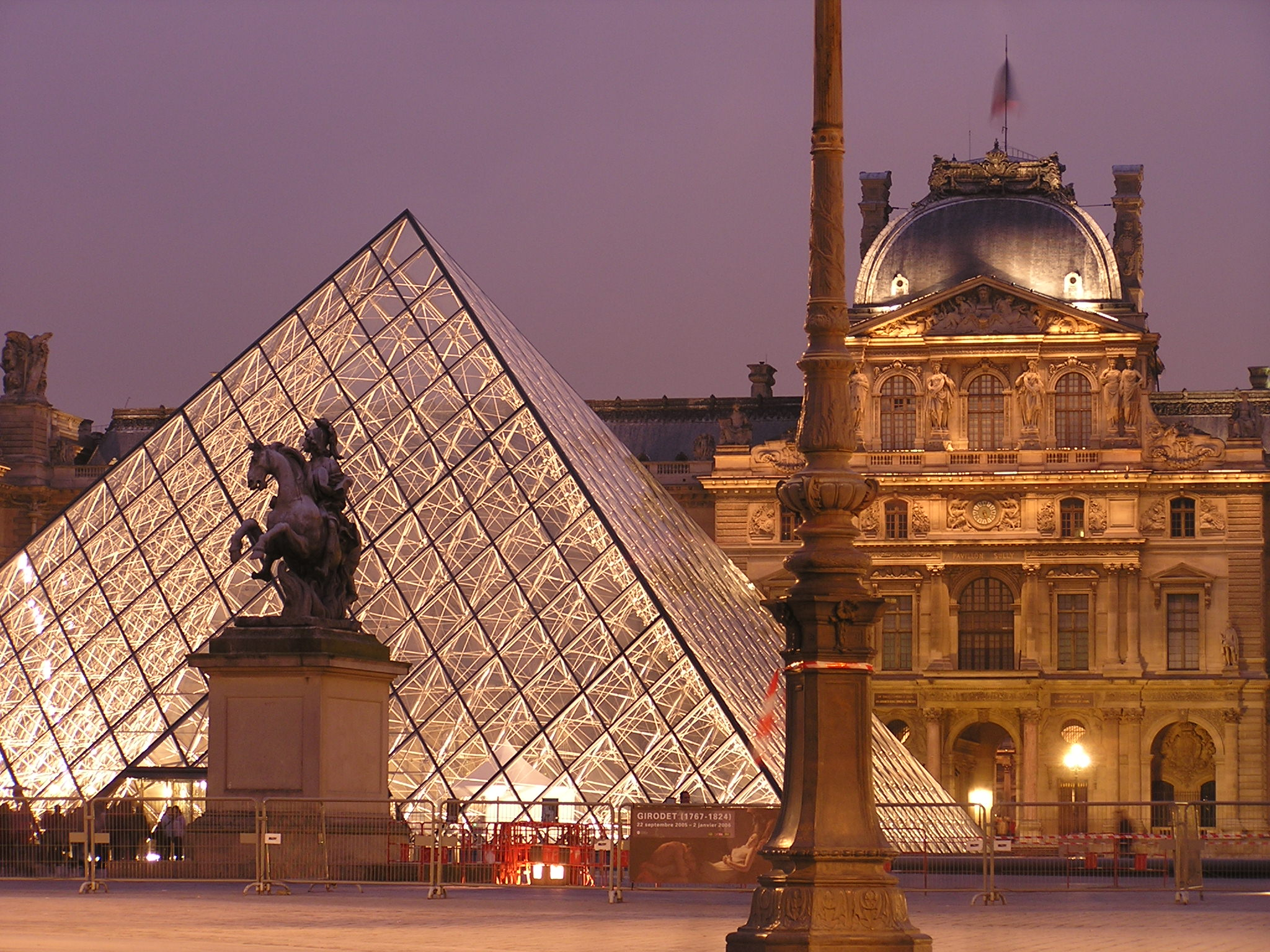 Louvre-Parigi