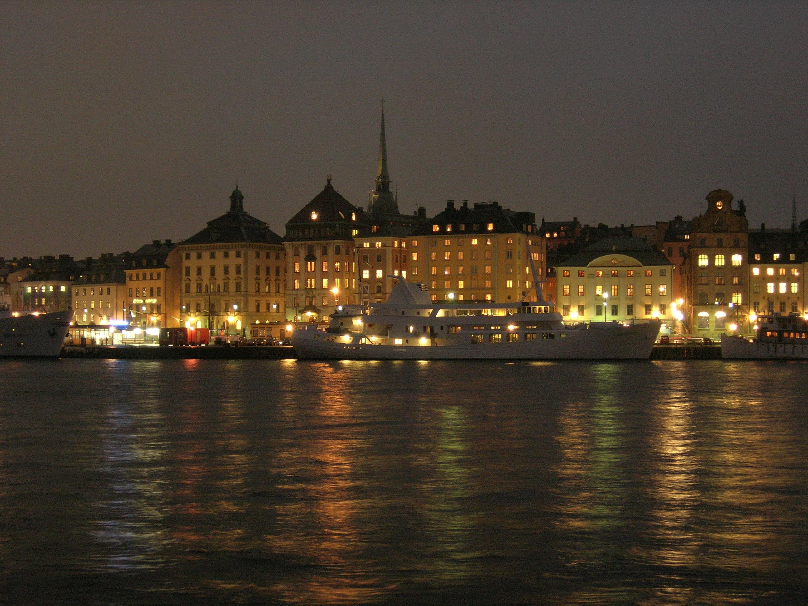 Stoccolma alcune idee per capodanno a tutto turismo for Idee per capodanno italia