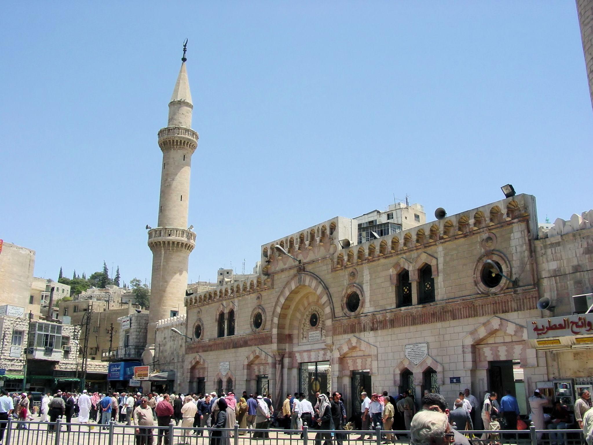 Amman da visitare tutte le attrazioni