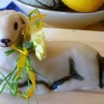 agnello di marzapane