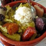 Cozido a Portuguesa com arroz