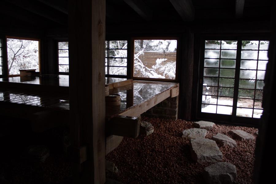 Marche il benessere di una spa giapponese a tutto turismo - Bagno giapponese ...