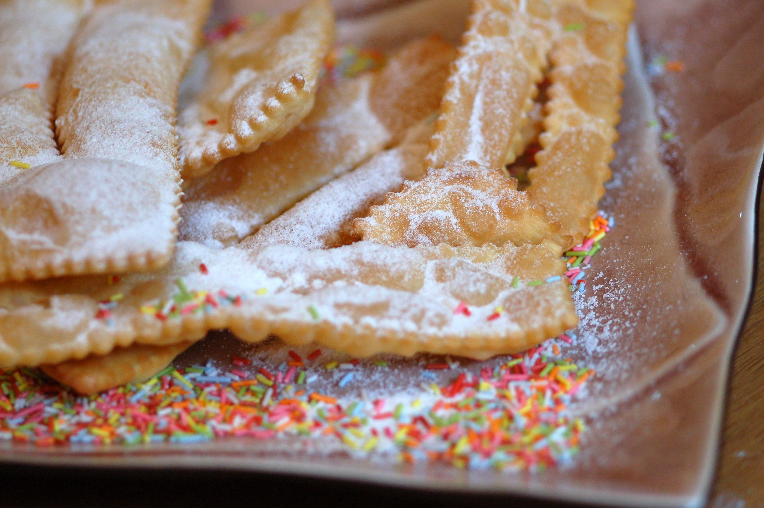 Dolci di carnevale le ricette dei dolci di carnevale a for Ricette italiane dolci