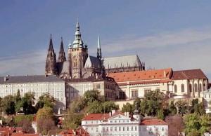 storia del castello di Praga