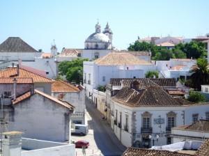 Portogallo Algarve visitare la città di Tavira