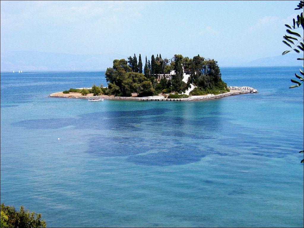 visitare l'isola di corfù