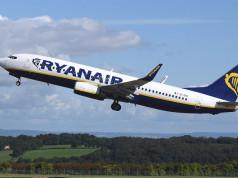 Aeroplano in volo