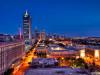 Atlanta di notte