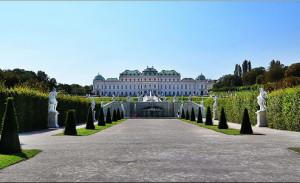 Castello Belvedere Landstrasse
