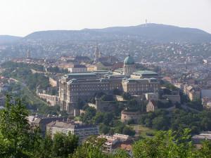 Una Veduta del Castello Reale di Varsavia
