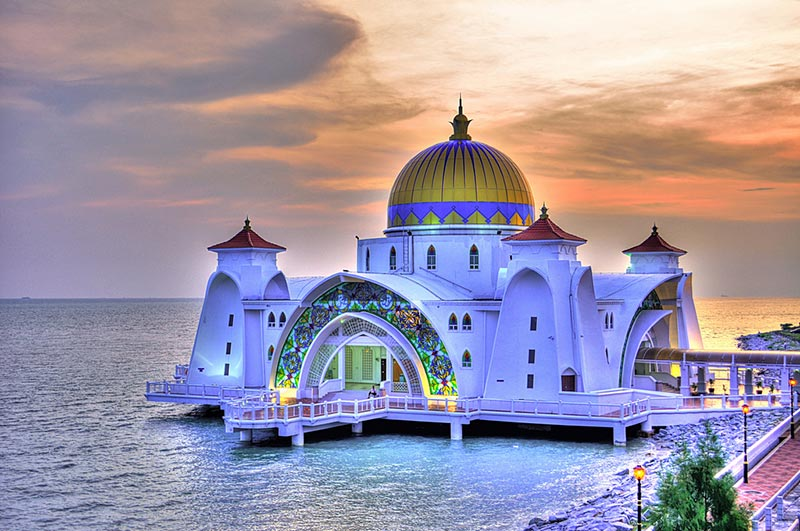 Moschea kampung kling