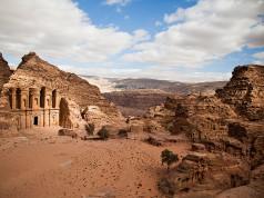 La città di Petra