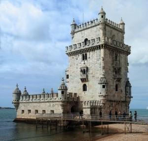 Veduta della Torre di Belem